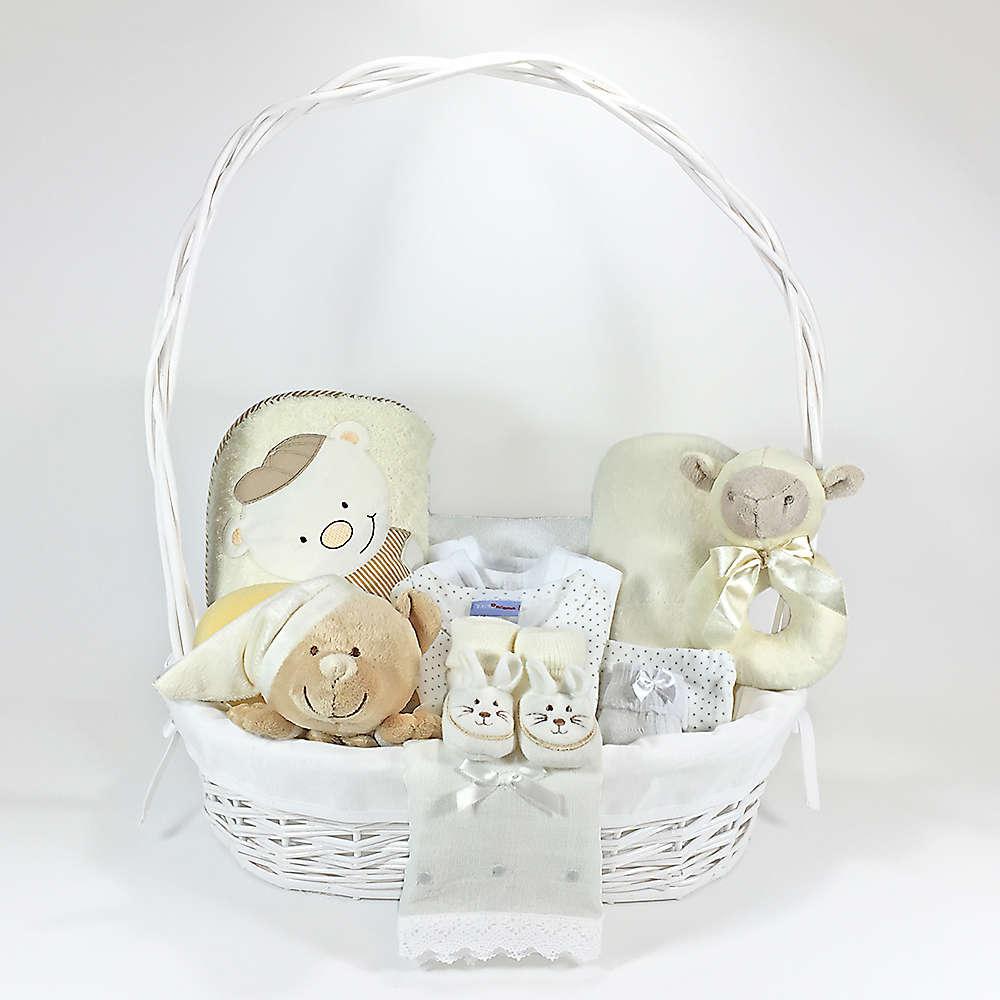 Cestas para bebés originales