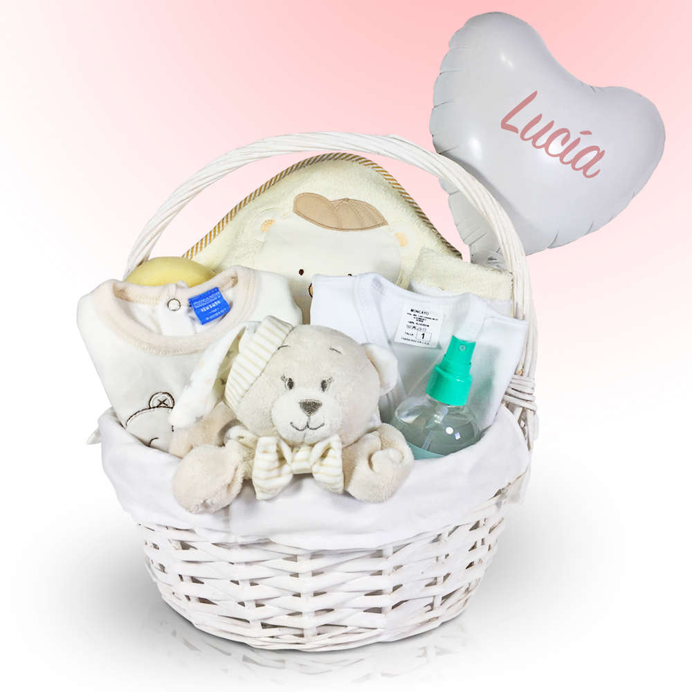 cesta para bebésunisex