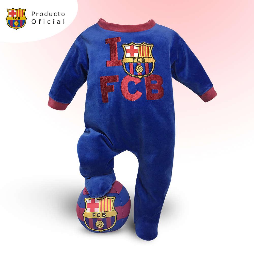 ropa de bebe del barcelona