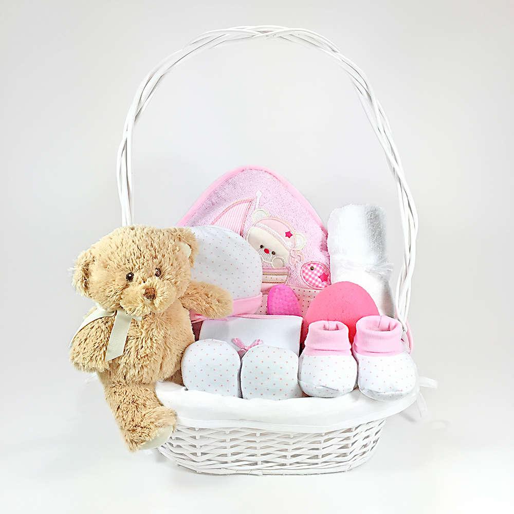 Canastilla bebe ba o cestas para recien nacidos - Cestas para bano ...