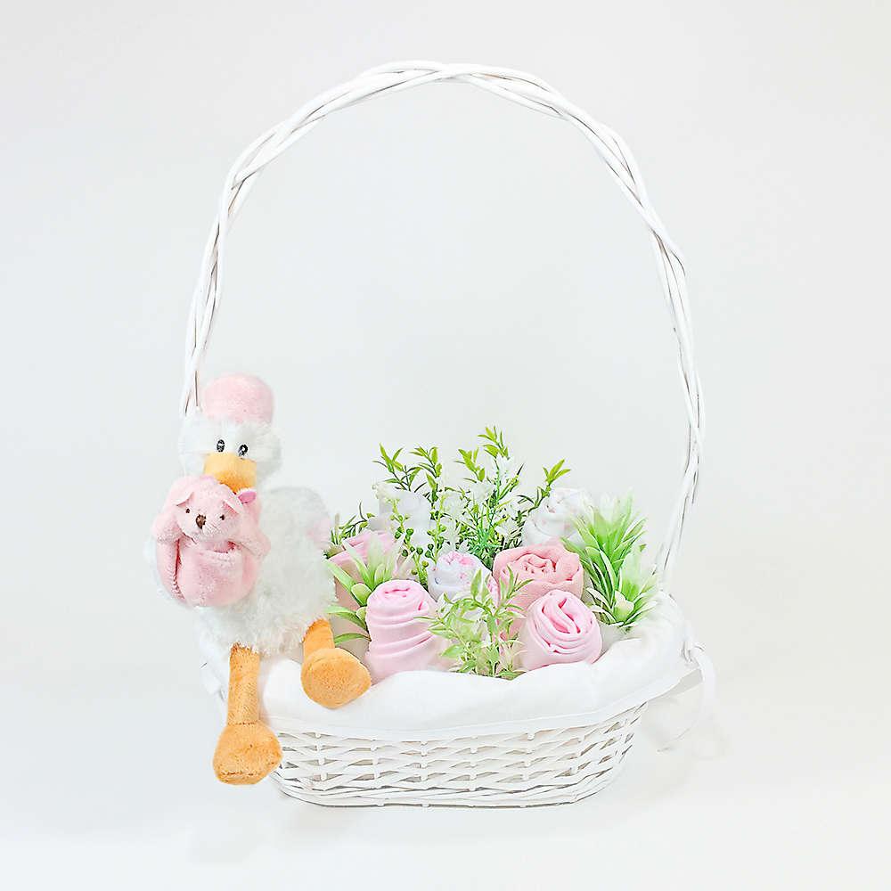 cesta para bebés