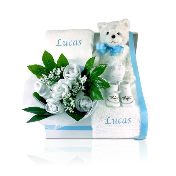 cestas-para-bebes-armonia-floral-azul-bordada