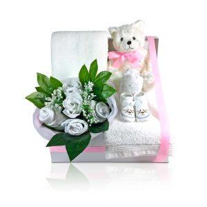 cestas-para-bebes-armonia-floral-rosa