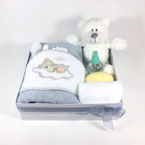 Cesta para bebés spa